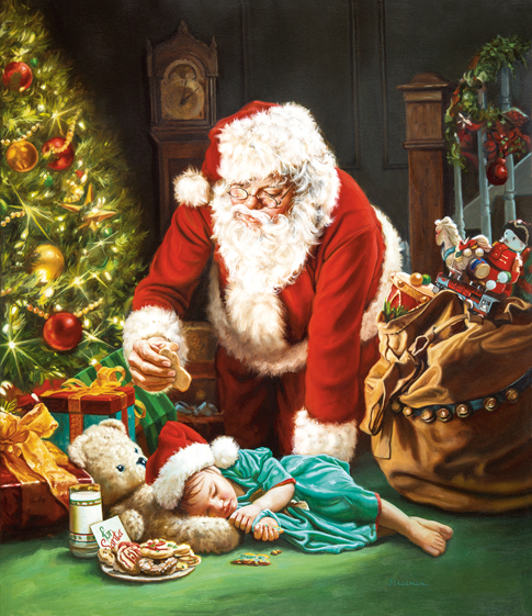 mark-missman-a-cookie-for-santa, 13.46 EUR @ go