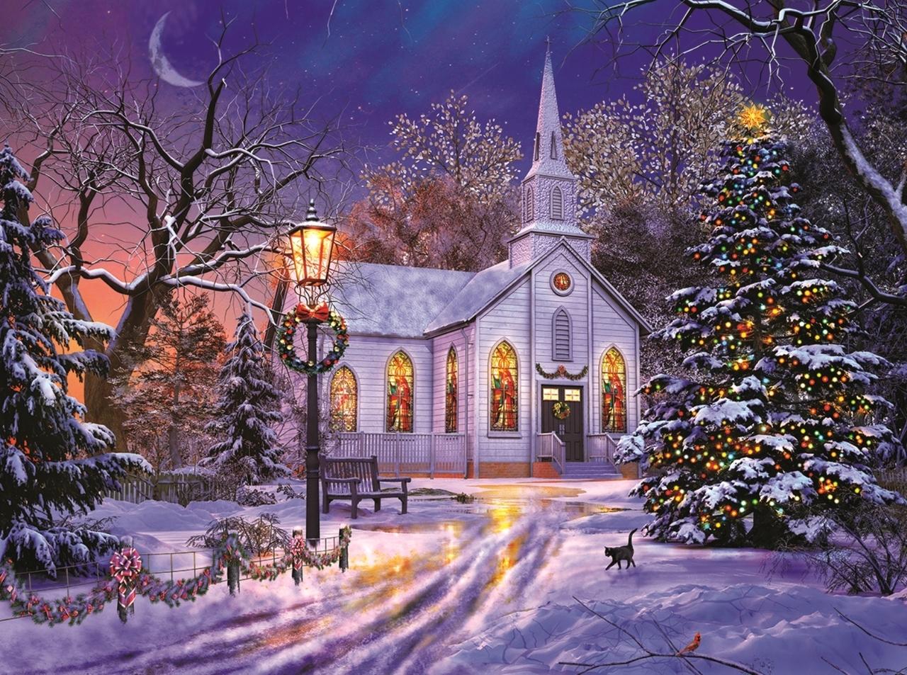 dominic-davison-the-old-christmas-church