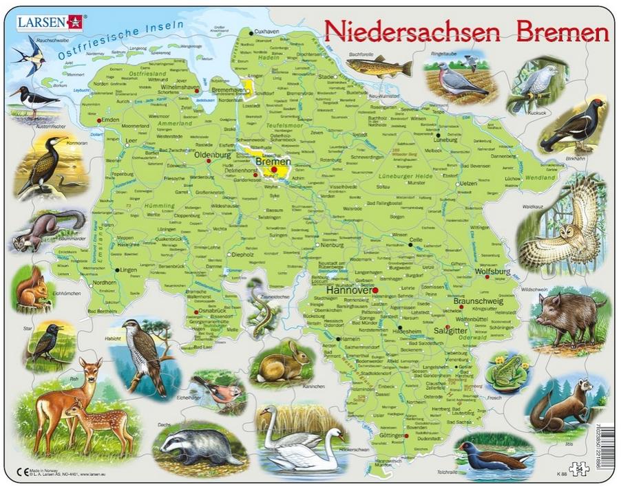 puzzle-cadre-niedersachsen-bremen-en-allemand-