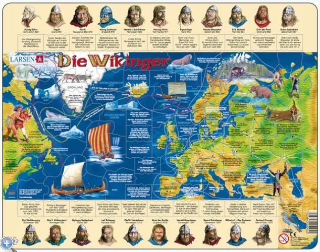 puzzle-cadre-les-vikings-en-allemand-