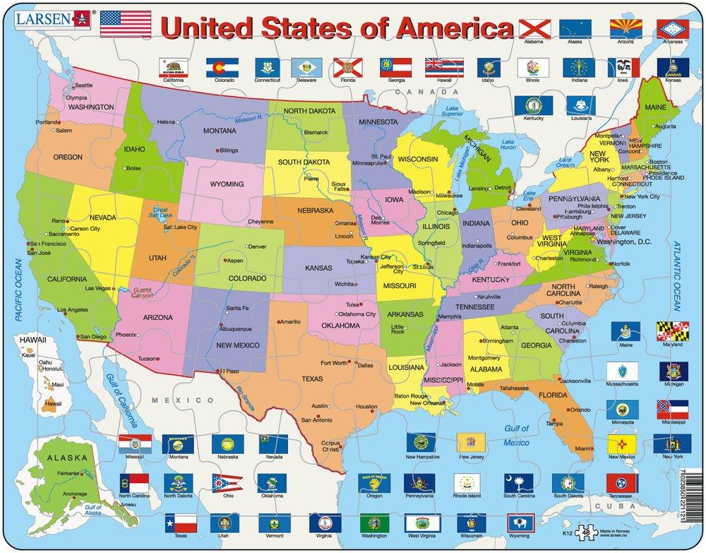 puzzle-cadre-carte-des-etats-unis-en-anglais-