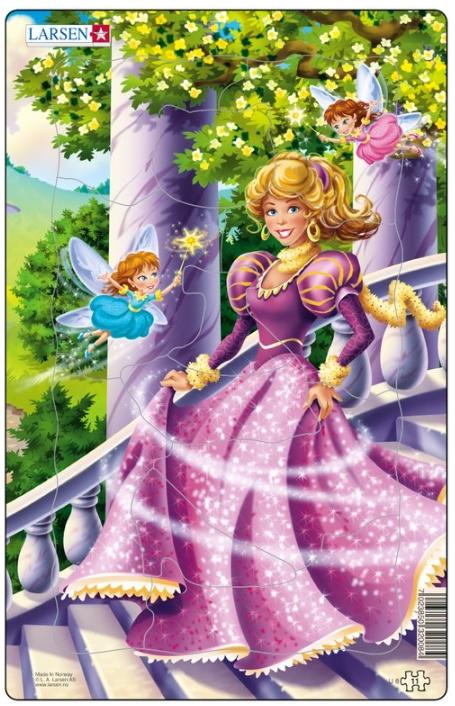 puzzle-cadre-princesse