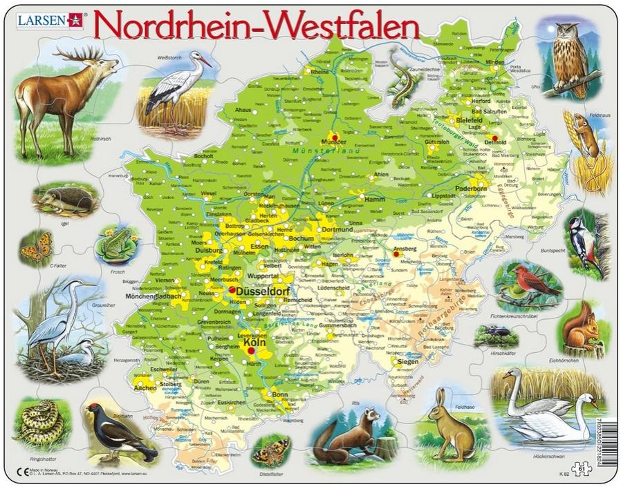 puzzle-cadre-bundesland-nordrhein-westfalen-en-allemand-