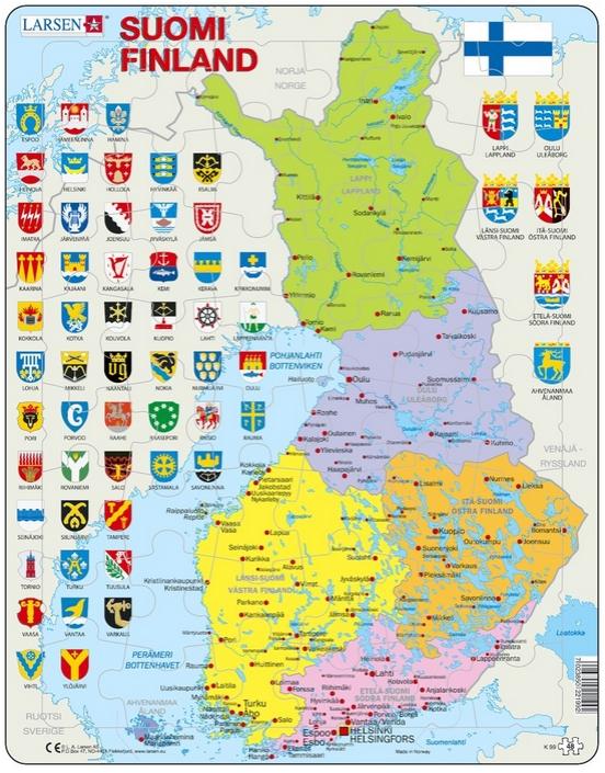 puzzle-cadre-carte-de-la-finlande-en-finnois-