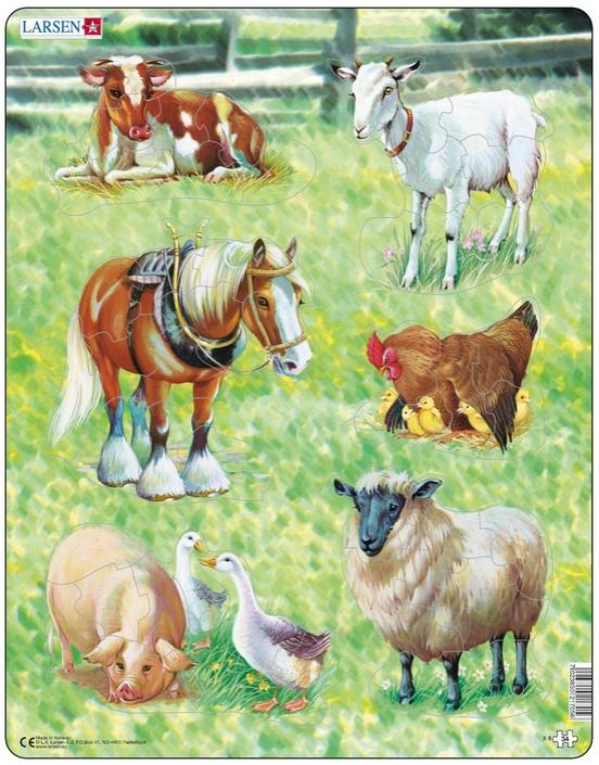 puzzle-cadre-animaux-de-la-ferme
