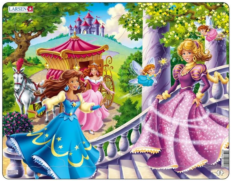 puzzle-cadre-princesses