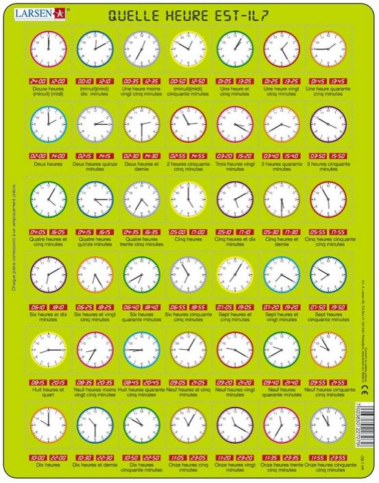 puzzle-cadre-apprendre-l-heure-en-francais-