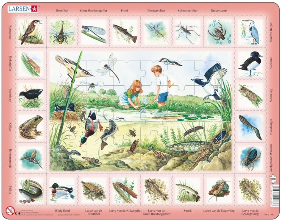 puzzle-cadre-l-etang-en-hollandais-