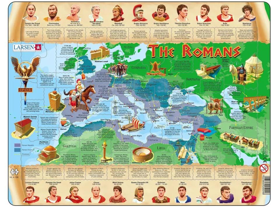 puzzle-cadre-the-romans