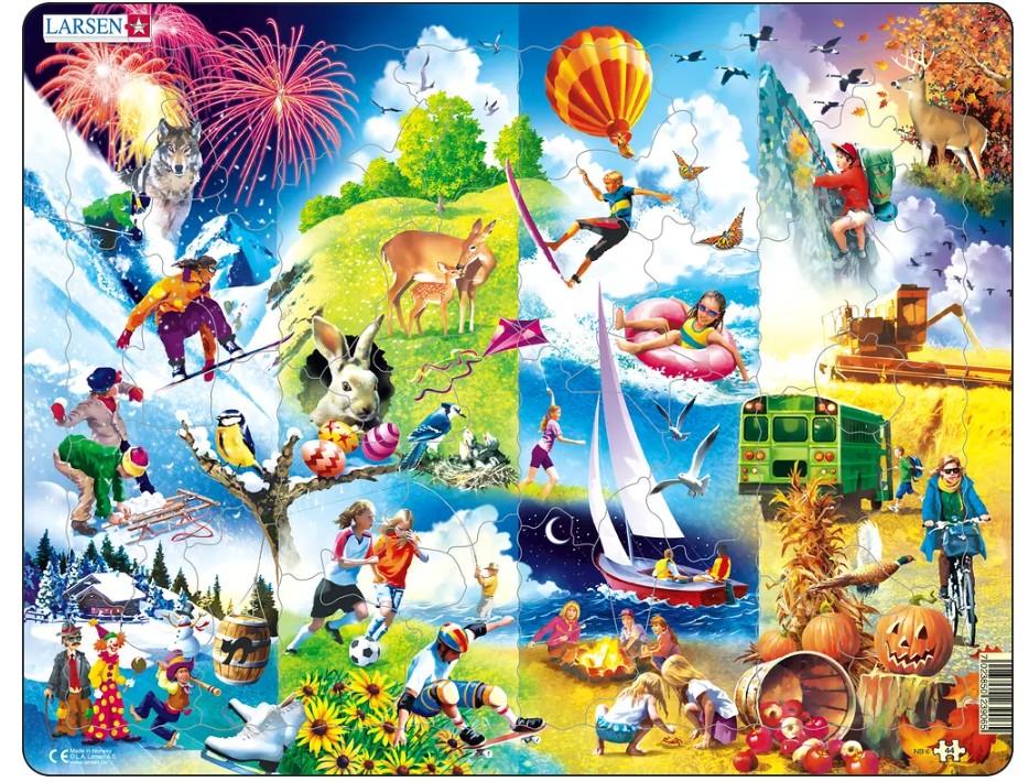 puzzle-cadre-4-saisons