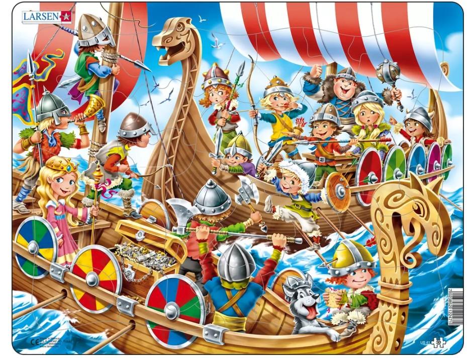 puzzle-cadre-vikings