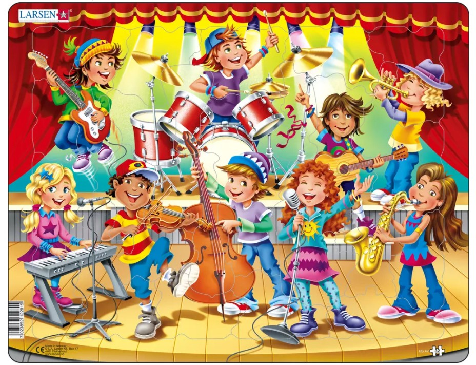 puzzle-cadre-kids-band