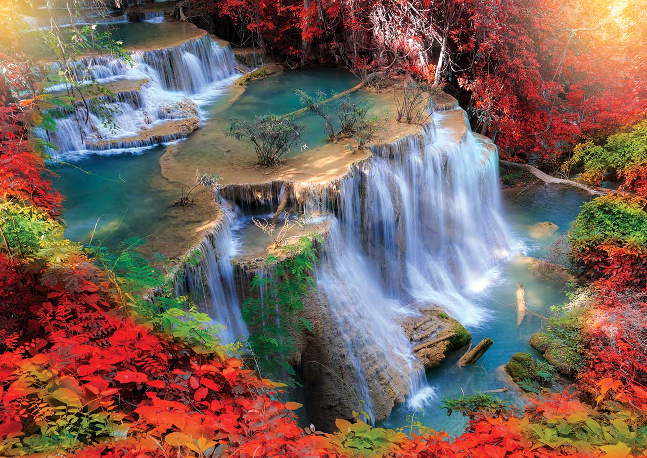 cascade-en-automne, 10.95 EUR @ go
