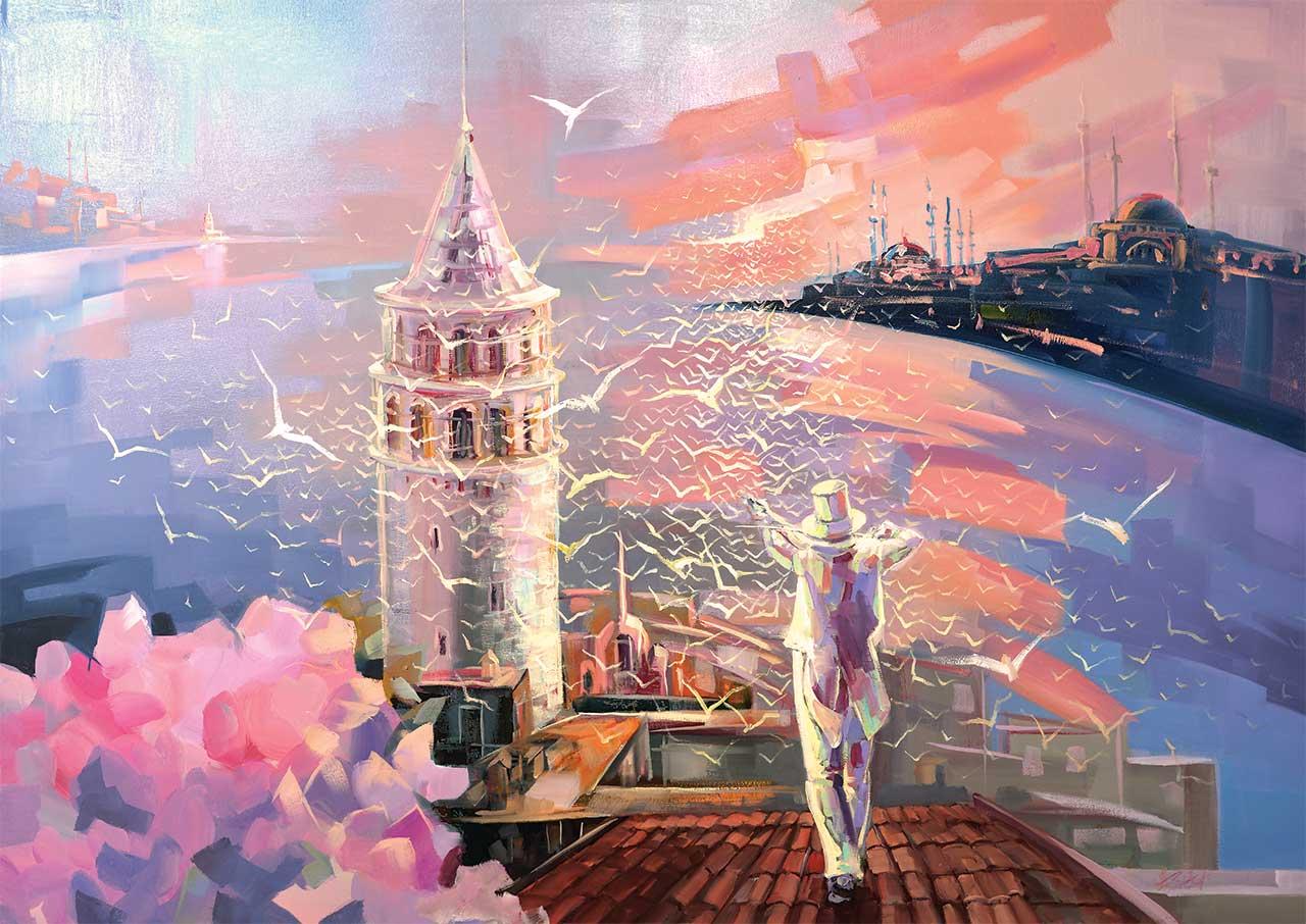 Image de Puzzle Istanbul KS Games