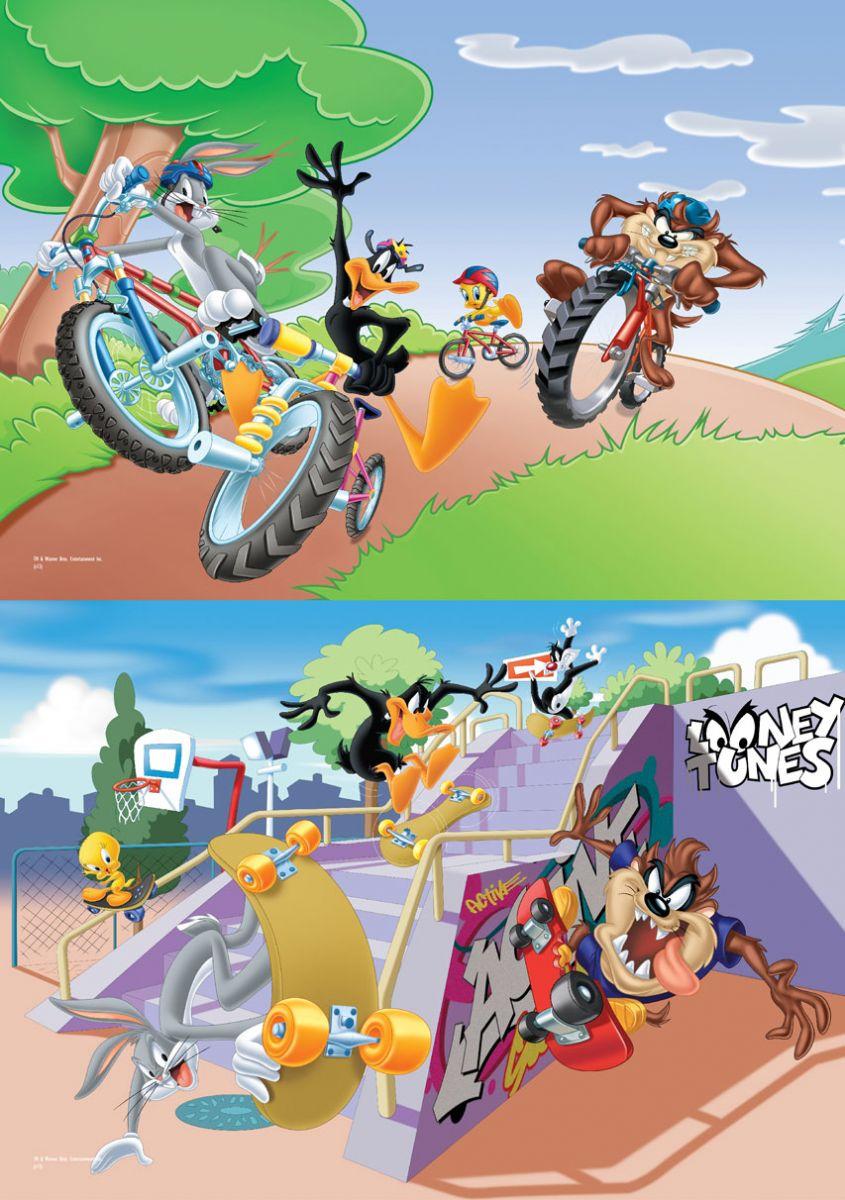 2-puzzles-looney-tunes