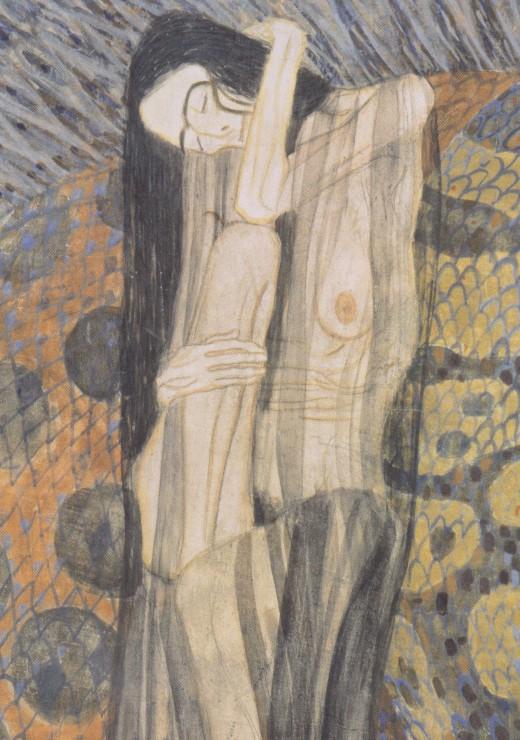 gustav-klimt-frise-de-beethoven-detail-1902