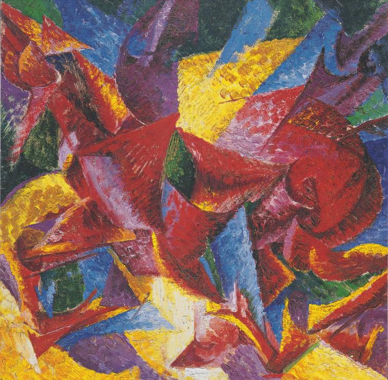 umberto-boccioni-forme-plastiche-di-un-cavallo-1914