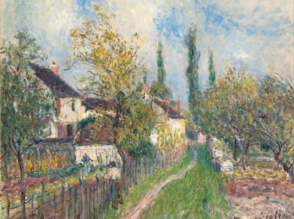 alfred-sisley-un-sentier-aux-sablons-1883, 24.95 EUR @ go