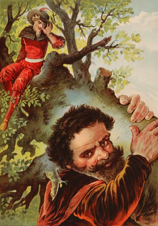 Carl Offterdinger : Le Vaillant Petit Tailleur