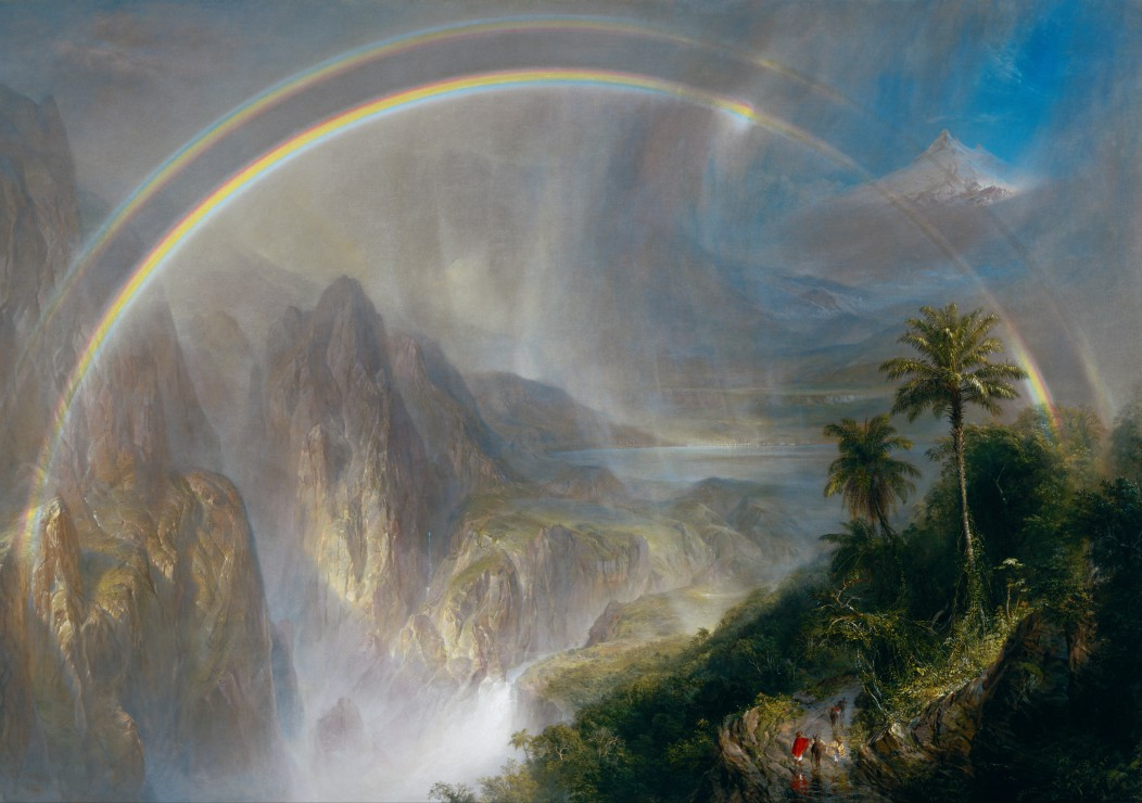 frederic-edwin-church-rainy-season-in-the-tropics-1866
