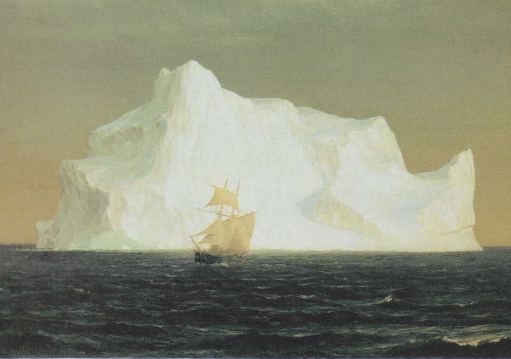 frederic-edwin-church-l-iceberg-1891