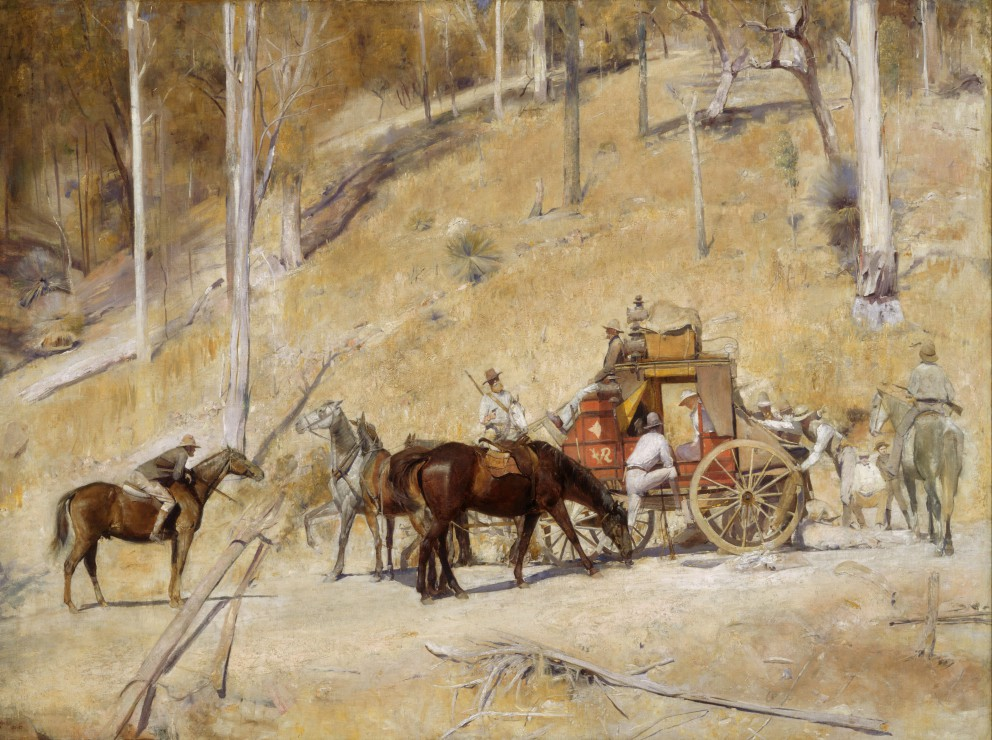 tom-roberts-bailed-up-1895, 22.46 EUR @ go