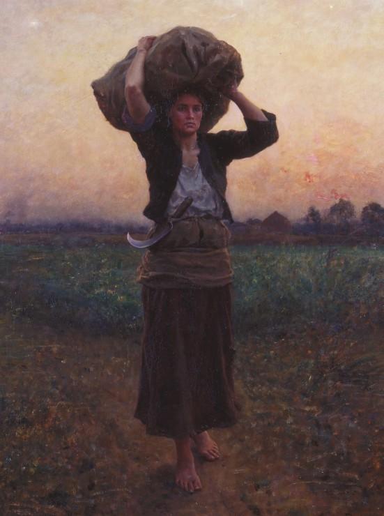 jules-breton-l-etoile-du-berger-1887