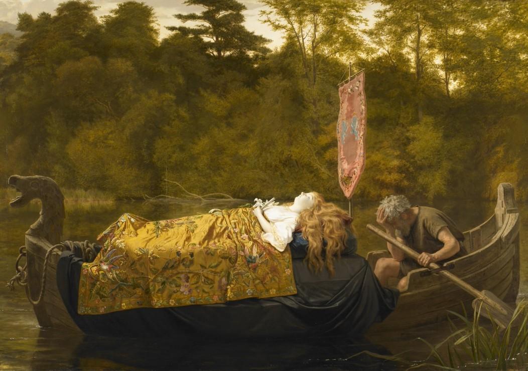 sophie-gengembre-anderson-elaine-1870
