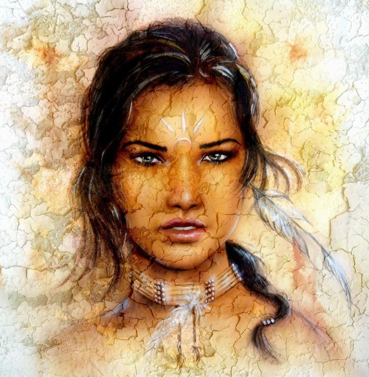 femme-indienne