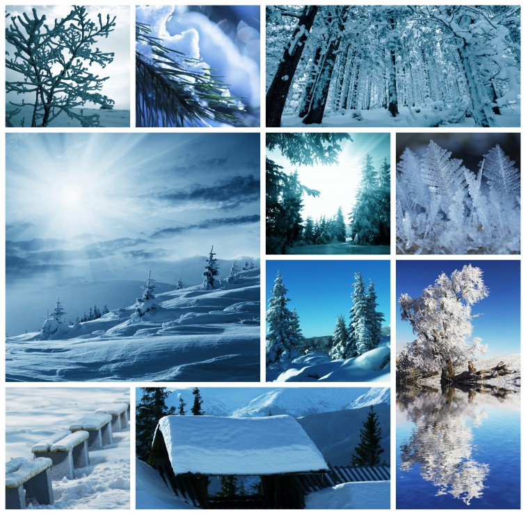 collage-neige