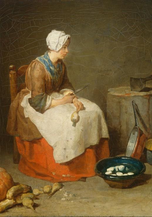 jean-simeon-chardin-la-fille-de-cuisine-1738