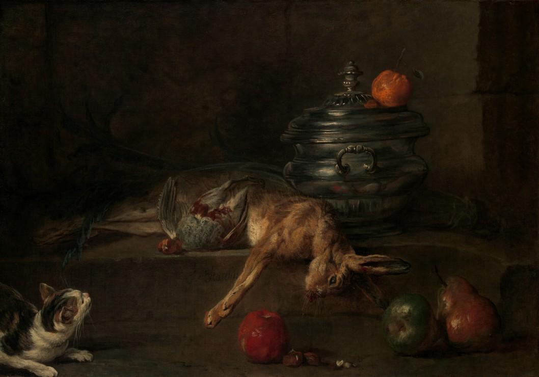 jean-simeon-chardin-la-soupiere-en-argent-1728-30, 14.95 EUR @ go