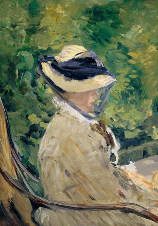 edouard-manet-madame-manet-a-bellevue-1880, 14.95 EUR @ go