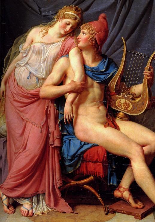 jacques-louis-david-l-amour-d-helene-et-paris-detail-1788, 13.46 EUR @ go