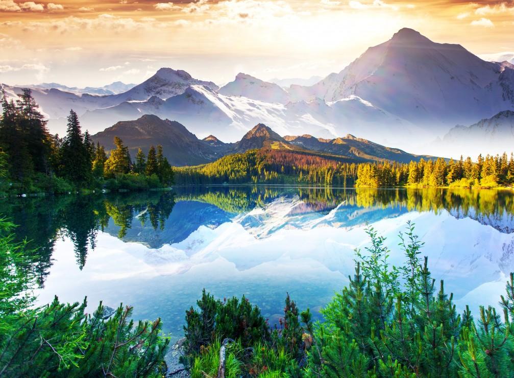 la-montagne-derriere-le-lac, 24.95 EUR @ go