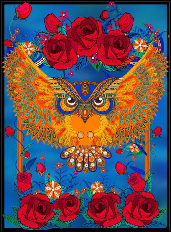 owl-roses, 24.95 EUR @ go