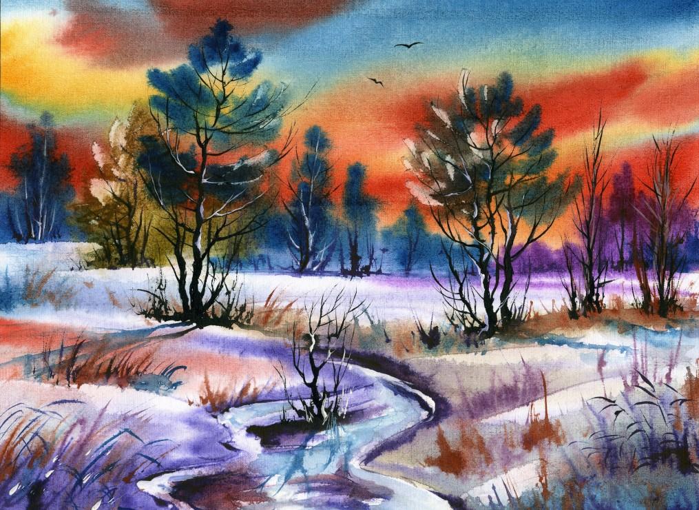 winter-water