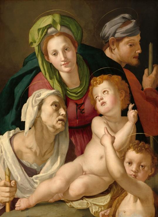 agnolo-bronzino-la-sainte-famille-1527-1528