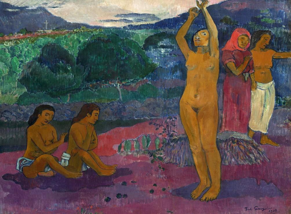 paul-gauguin-l-invocation-1903, 22.46 EUR @ go