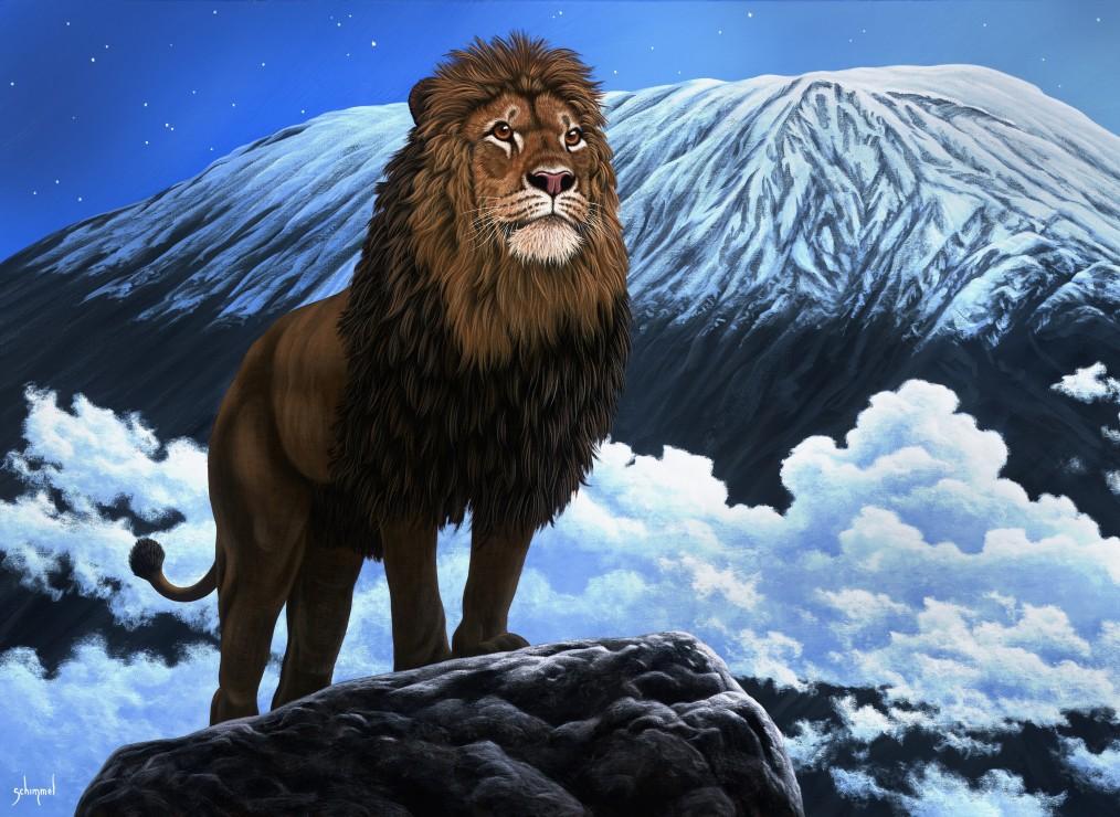 schim-schimmel-king-of-kilimanjaro
