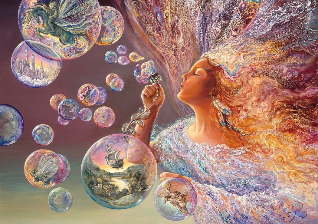bubble-flower