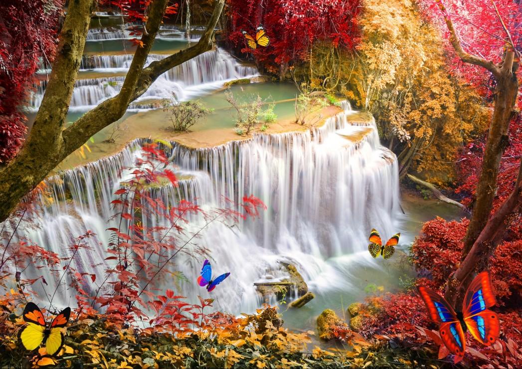 deep-forest-waterfall
