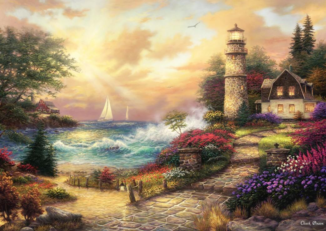 chuck-pinson-seaside-dreams