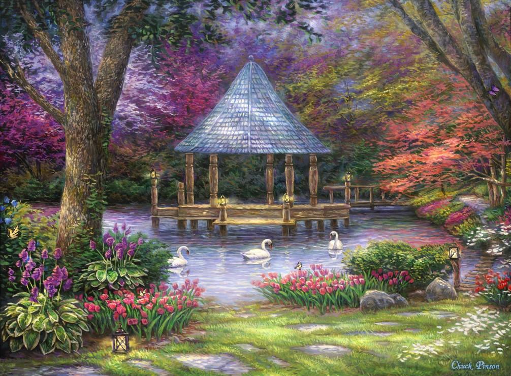 chuck-pinson-swan-pond