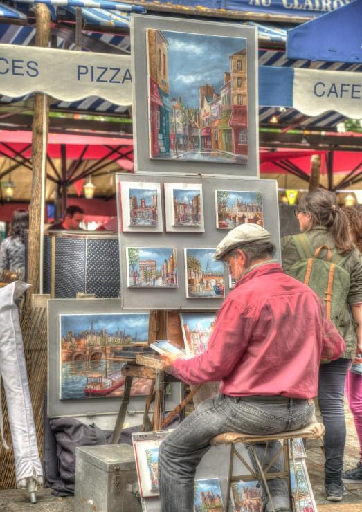 artiste-de-rue-paris-france