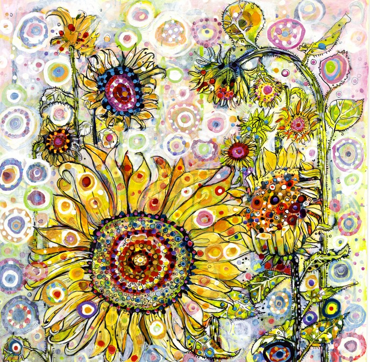 sally-rich-sunflowers