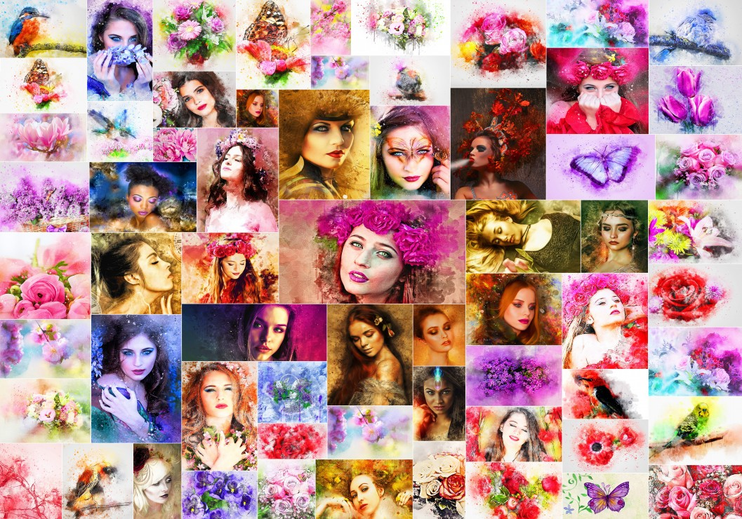 collage-femmes