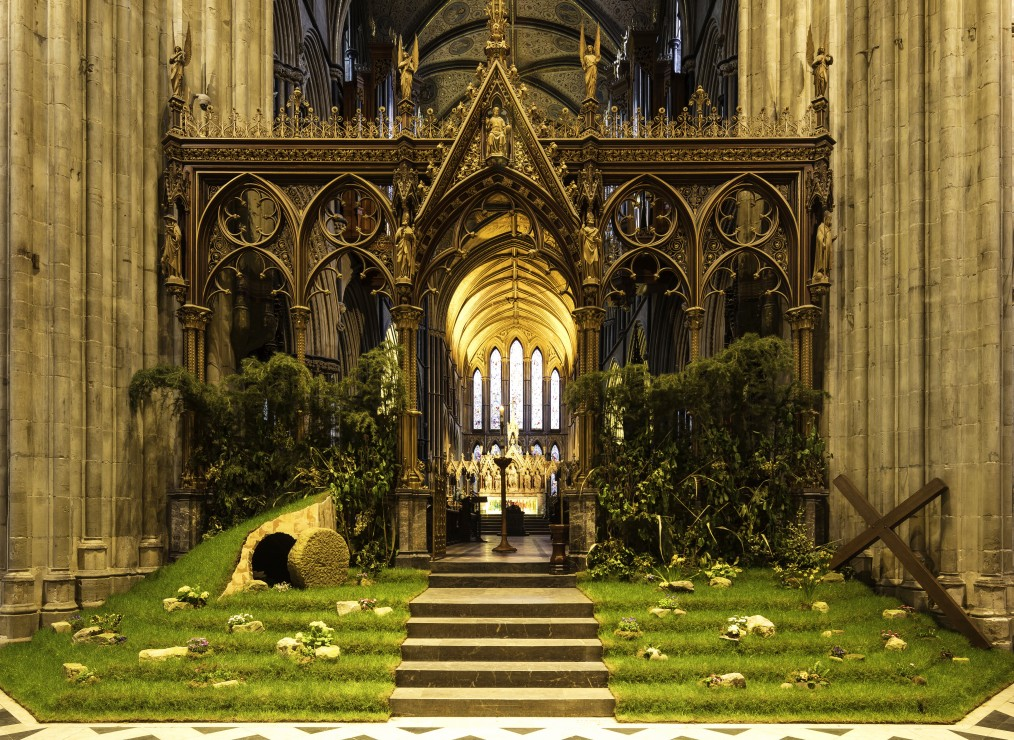 easter-in-worcester-cathedral, 10.95 EUR @ go