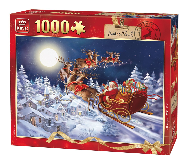 santa-s-sleigh