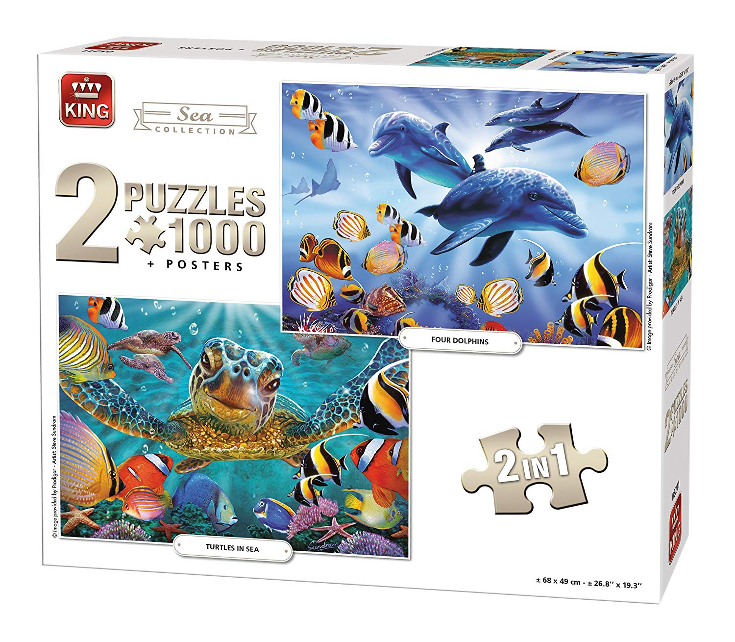 2-puzzles-sea-collection